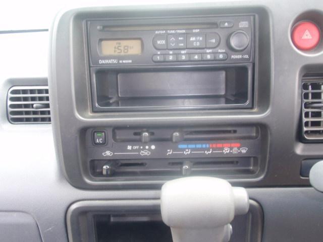 クルーズターボ 4WD・4AT・A/C・P/S・P/W・ABS・ライトレベライザー・キーレス・電格ミラー・フロントシェルフ・純正ラジオ・プライバシーガラス・(18枚目)