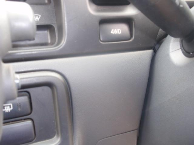 クルーズターボ 4WD・4AT・A/C・P/S・P/W・ABS・ライトレベライザー・キーレス・電格ミラー・フロントシェルフ・純正ラジオ・プライバシーガラス・(19枚目)