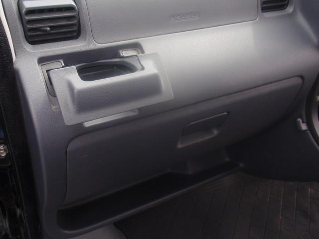 クルーズターボ 4WD・4AT・A/C・P/S・P/W・ABS・ライトレベライザー・キーレス・電格ミラー・フロントシェルフ・純正ラジオ・プライバシーガラス・(24枚目)