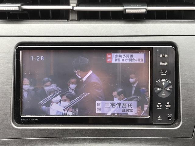 メモリーナビフルセグTV・DVD再生・バックカメラ