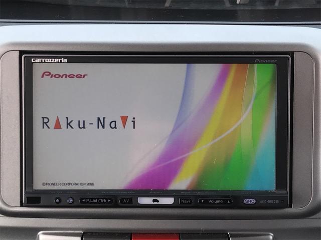 カスタムXリミテッド HDDナビフルセグTV DVD再生 バックカメラ 片側電動スライドドア スマートキー 14インチAW HIDライト(5枚目)