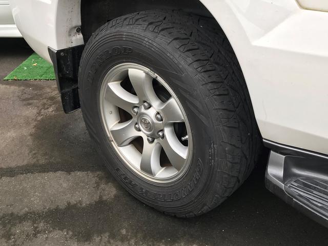 「トヨタ」「ランドクルーザープラド」「SUV・クロカン」「熊本県」の中古車39