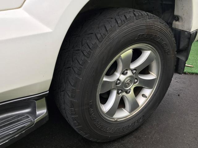 「トヨタ」「ランドクルーザープラド」「SUV・クロカン」「熊本県」の中古車41