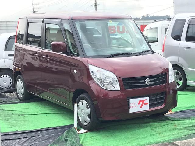 「スズキ」「パレット」「コンパクトカー」「熊本県」の中古車11