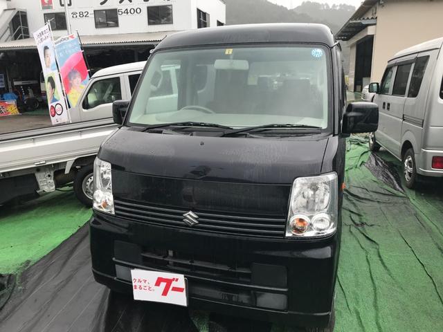 「スズキ」「エブリイワゴン」「コンパクトカー」「熊本県」の中古車4