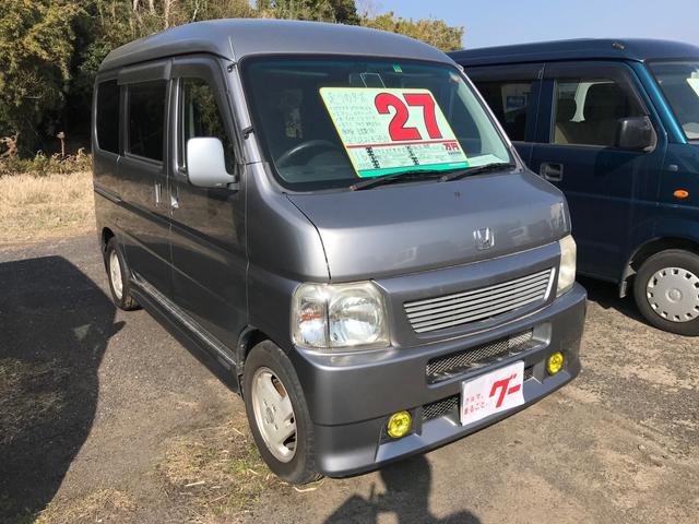 「ホンダ」「バモスホビオ」「コンパクトカー」「鹿児島県」の中古車3