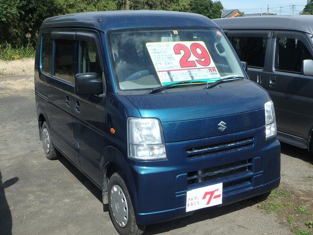 「スズキ」「エブリイ」「コンパクトカー」「鹿児島県」の中古車3