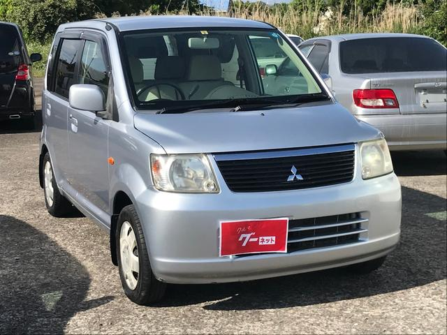 「三菱」「eKワゴン」「コンパクトカー」「鹿児島県」の中古車3
