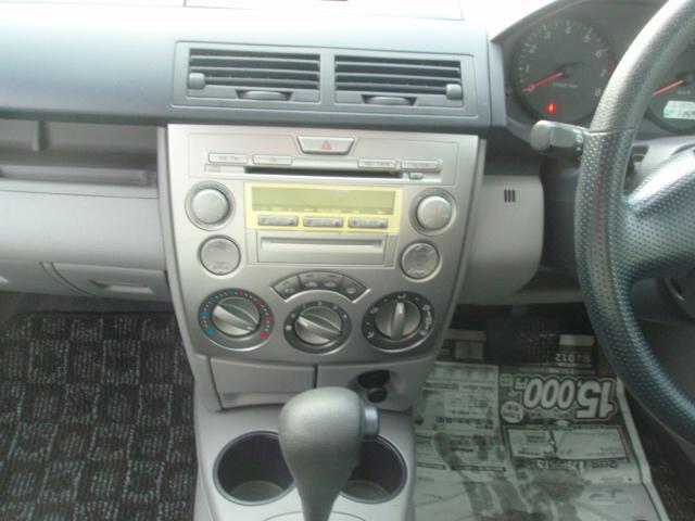 「マツダ」「デミオ」「コンパクトカー」「鹿児島県」の中古車7
