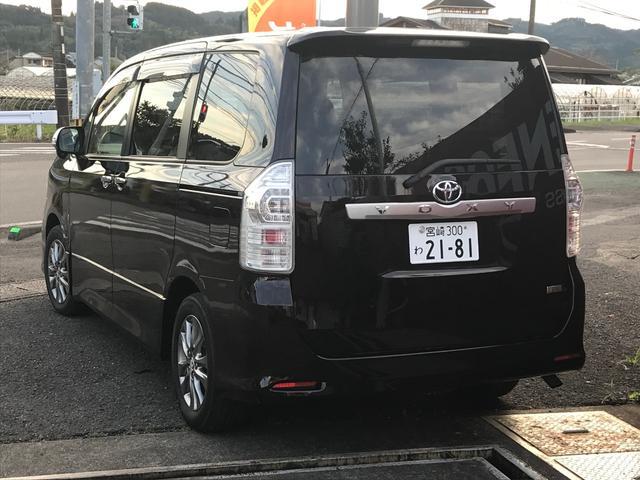 「トヨタ」「ヴォクシー」「ミニバン・ワンボックス」「宮崎県」の中古車12