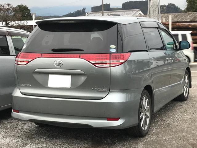 「トヨタ」「エスティマ」「ミニバン・ワンボックス」「宮崎県」の中古車10