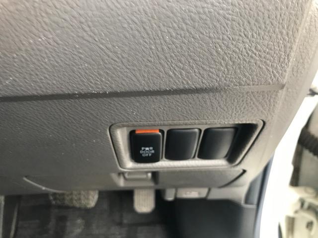 プラタナ 左側電動スライドドア 車検整備付き キーレス(27枚目)