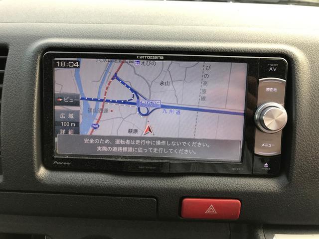 ロングDX ガソリン車・オートマ車・5ドア・メモリーナビ・地デジワンセグTV・バックモニター・キーレス(24枚目)
