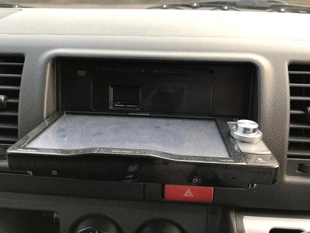 ロングDX ガソリン車・オートマ車・5ドア・メモリーナビ・地デジワンセグTV・バックモニター・キーレス(28枚目)