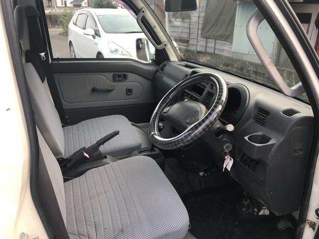 EXT 車検令和4年5月・オートマ車・4WD・エアコン・パワステ・三方開(14枚目)