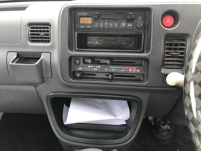 EXT 車検令和4年5月・オートマ車・4WD・エアコン・パワステ・三方開(20枚目)