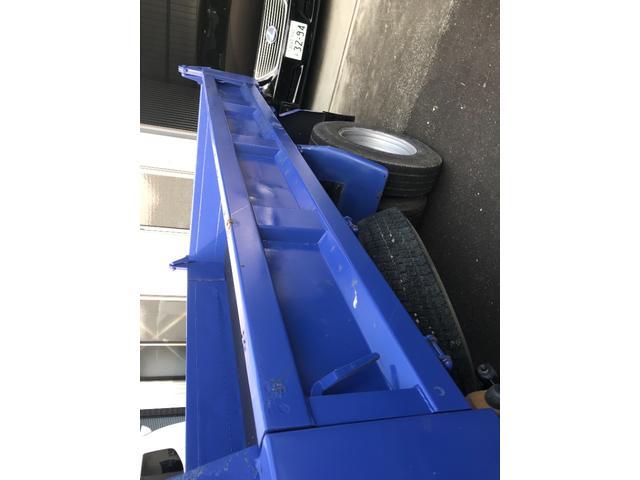 2.0tディーゼル・高床強化ダンプ・5速マニュアル車・車検整備付き(5枚目)