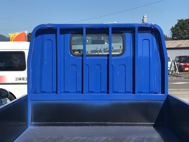 1.75tディーゼル 極東垂直落下式パワーゲート 外装塗装済 5速マニュアル車(11枚目)