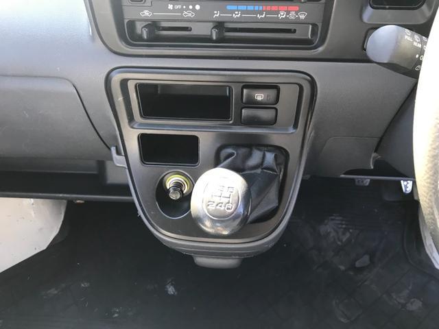 スペシャル 両側スライドドア 5速マニュアル車 車検令和4年2月 集中ドアロック付き(21枚目)
