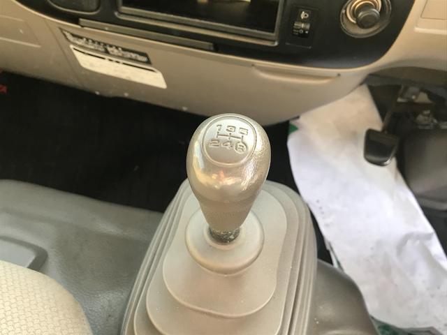1.35tディーゼル 4WD 垂直落下式パワーゲート 車検整備付き 5速マニュアル車(23枚目)