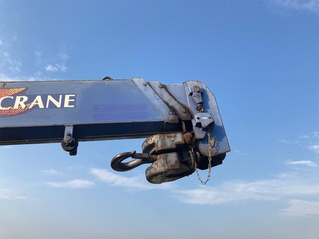 タダノ3段クレーン フックイン ディーゼル AC 6速MT ETC(12枚目)