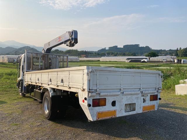 タダノ3段クレーン フックイン ディーゼル AC 6速MT ETC(14枚目)