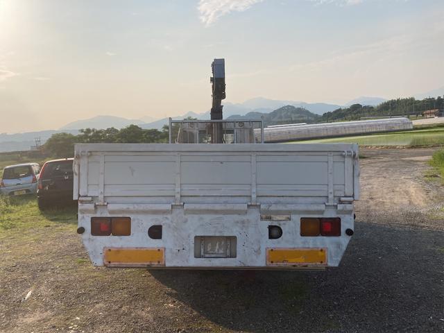 タダノ3段クレーン フックイン ディーゼル AC 6速MT ETC(15枚目)