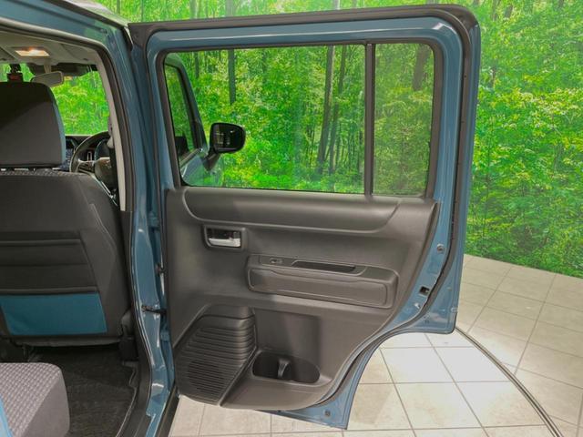 ハイブリッドX 届出済未使用車 衝突軽減装置 車線逸脱警報 クリアランスソナー シートヒーター アイドリングストップ(50枚目)