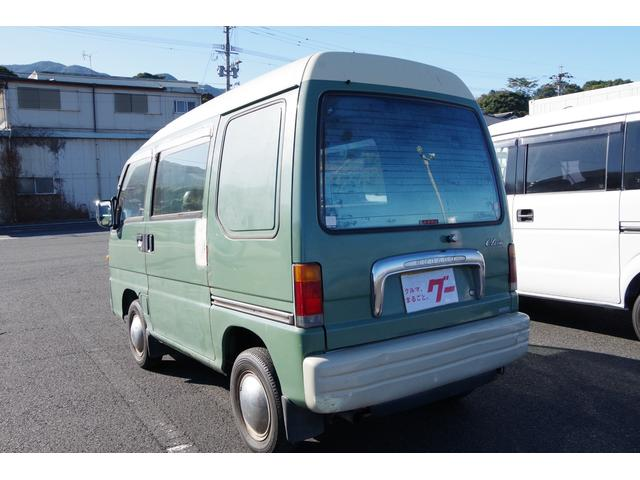 「スバル」「サンバーバン」「軽自動車」「鹿児島県」の中古車11