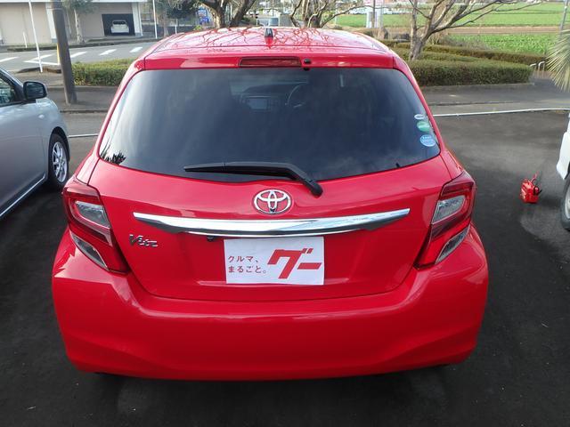 「トヨタ」「ヴィッツ」「コンパクトカー」「鹿児島県」の中古車11