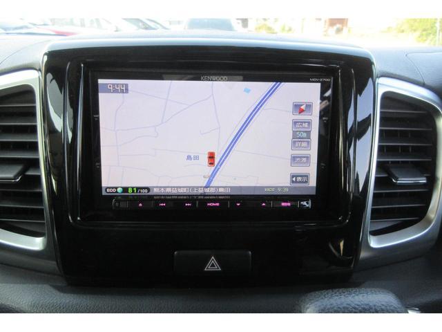 ケンウッド製Bluetooth対応SDナビ装備!