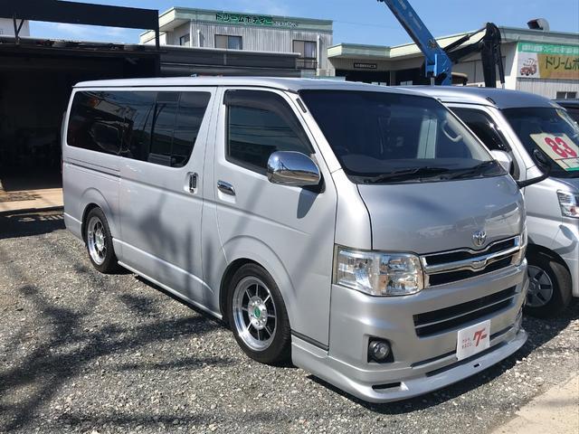 「トヨタ」「ハイエース」「その他」「福岡県」の中古車3