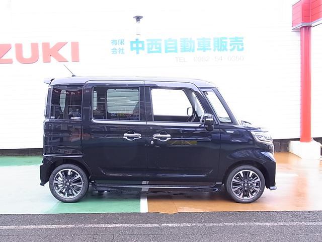「スズキ」「スペーシアカスタム」「コンパクトカー」「宮崎県」の中古車34