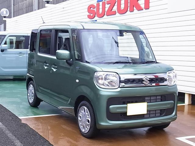「スズキ」「スペーシア」「コンパクトカー」「宮崎県」の中古車36