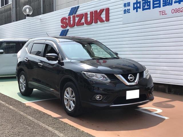 「日産」「エクストレイル」「SUV・クロカン」「宮崎県」の中古車35