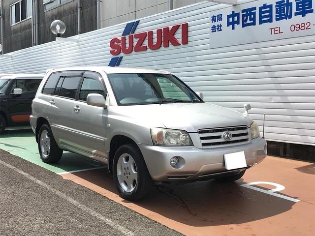 「トヨタ」「クルーガー」「SUV・クロカン」「宮崎県」の中古車25