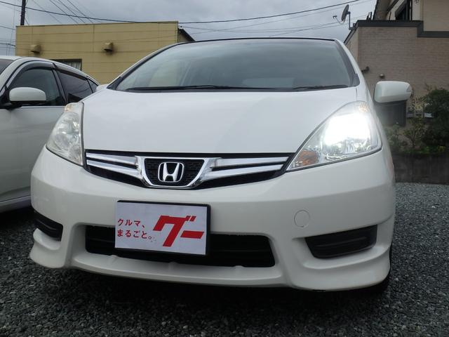 「ホンダ」「フィット」「ステーションワゴン」「熊本県」の中古車2