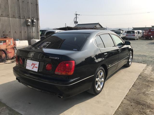 「トヨタ」「アリスト」「セダン」「福岡県」の中古車7