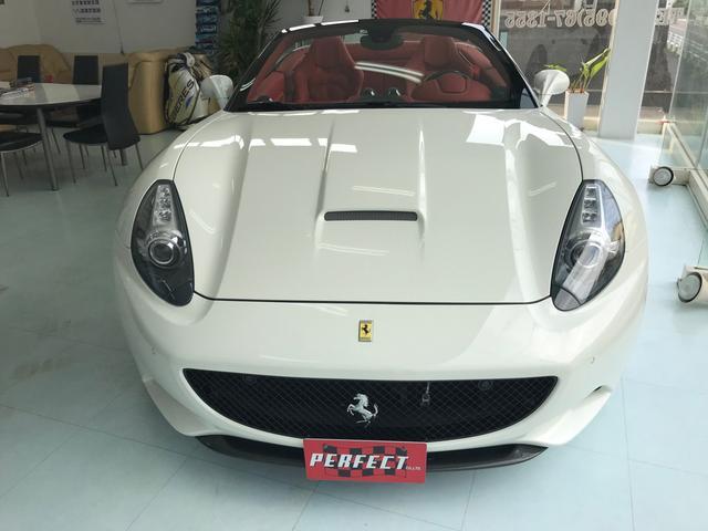 「フェラーリ」「カリフォルニア30」「オープンカー」「鹿児島県」の中古車2
