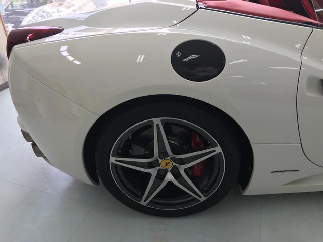 「フェラーリ」「カリフォルニア30」「オープンカー」「鹿児島県」の中古車8