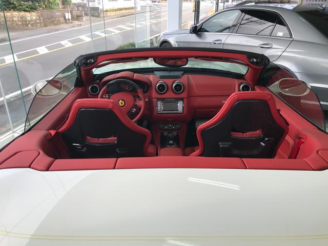 「フェラーリ」「カリフォルニア30」「オープンカー」「鹿児島県」の中古車14