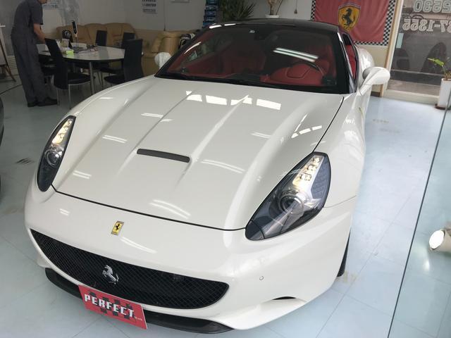 「フェラーリ」「カリフォルニア30」「オープンカー」「鹿児島県」の中古車37