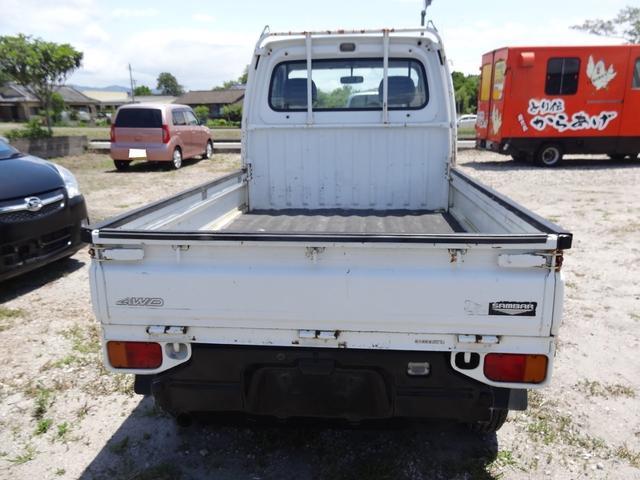 「スバル」「サンバートラック」「トラック」「鹿児島県」の中古車4