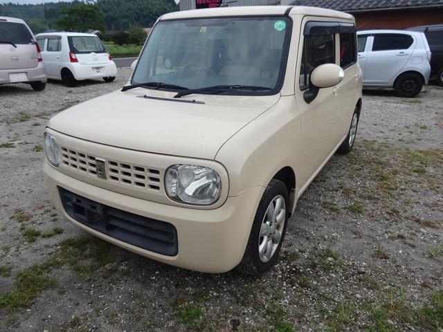 「スズキ」「アルトラパン」「軽自動車」「鹿児島県」の中古車4