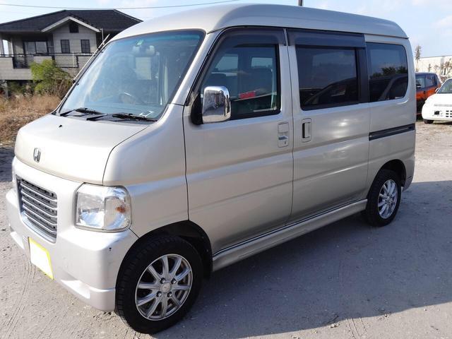 「ホンダ」「バモスホビオ」「コンパクトカー」「鹿児島県」の中古車5