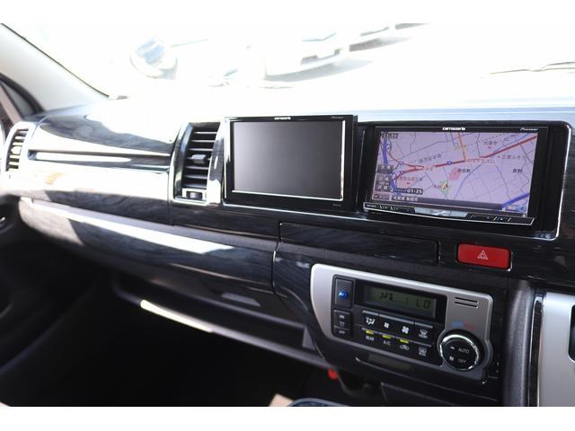 ベッドキット REVOシート 3列目シート外し GLベース ローダウン2インチブロック 構造変更済 ツインモニター レザー調シートカバー LEDテール ウッド調インテリアパネル フリップダウンモニター LEDヘッドライト パワースライドドア(32枚目)