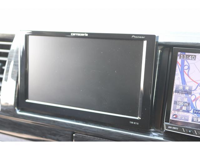 ベッドキット REVOシート 3列目シート外し GLベース ローダウン2インチブロック 構造変更済 ツインモニター レザー調シートカバー LEDテール ウッド調インテリアパネル フリップダウンモニター LEDヘッドライト パワースライドドア(34枚目)