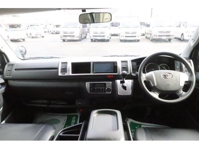 グランドキャビン セカンドハウス製 10人乗り 3ナンバー 2.7L ガソリン SDナビ ETC フリップダウンモニター リヤクーラー・ヒーター 20AW スマートキー 電動スライドドア テーブル 展開式ベッド(12枚目)