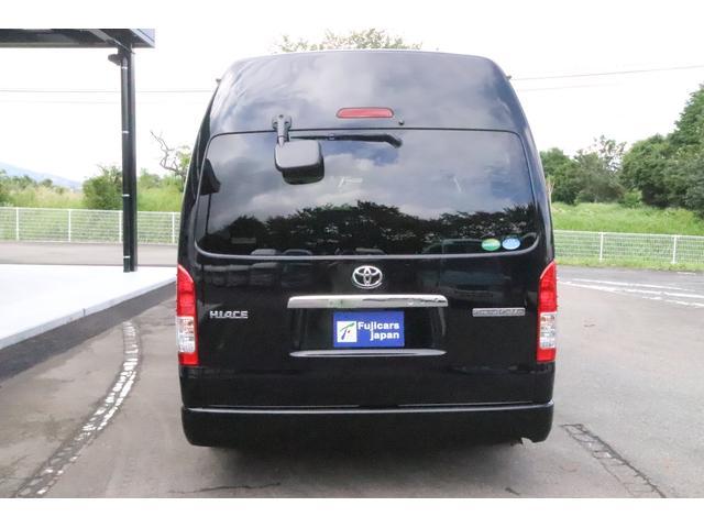グランドキャビン セカンドハウス製 10人乗り 3ナンバー 2.7L ガソリン SDナビ ETC フリップダウンモニター リヤクーラー・ヒーター 20AW スマートキー 電動スライドドア テーブル 展開式ベッド(45枚目)