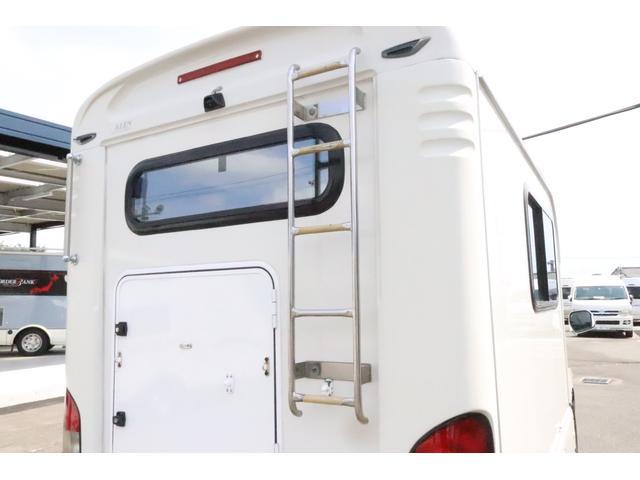 キャンピングカー AtoZ アレン タイプII キャンピングカー AtoZ アレンII 6名乗車 ソーラーパネル ツインサブバッテリー 冷蔵庫 電子レンジ 1000Wインバーター マックスファン MPPTコントローラー メモリーナビ メーター交換車(25枚目)